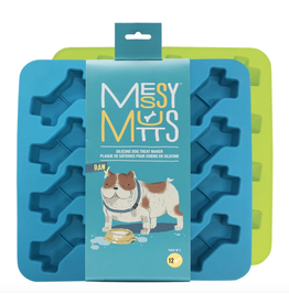 MESSY MUTTS MESSY MUTTS SILICONE TRAYS