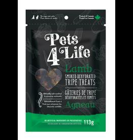 PETS 4 LIFE PETS 4 LIFE LAMB TRIPE TREATS