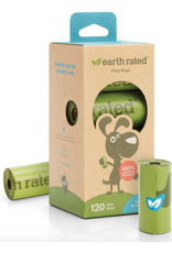 EARTH RATED POOPBAGS UNSCENTED BOX