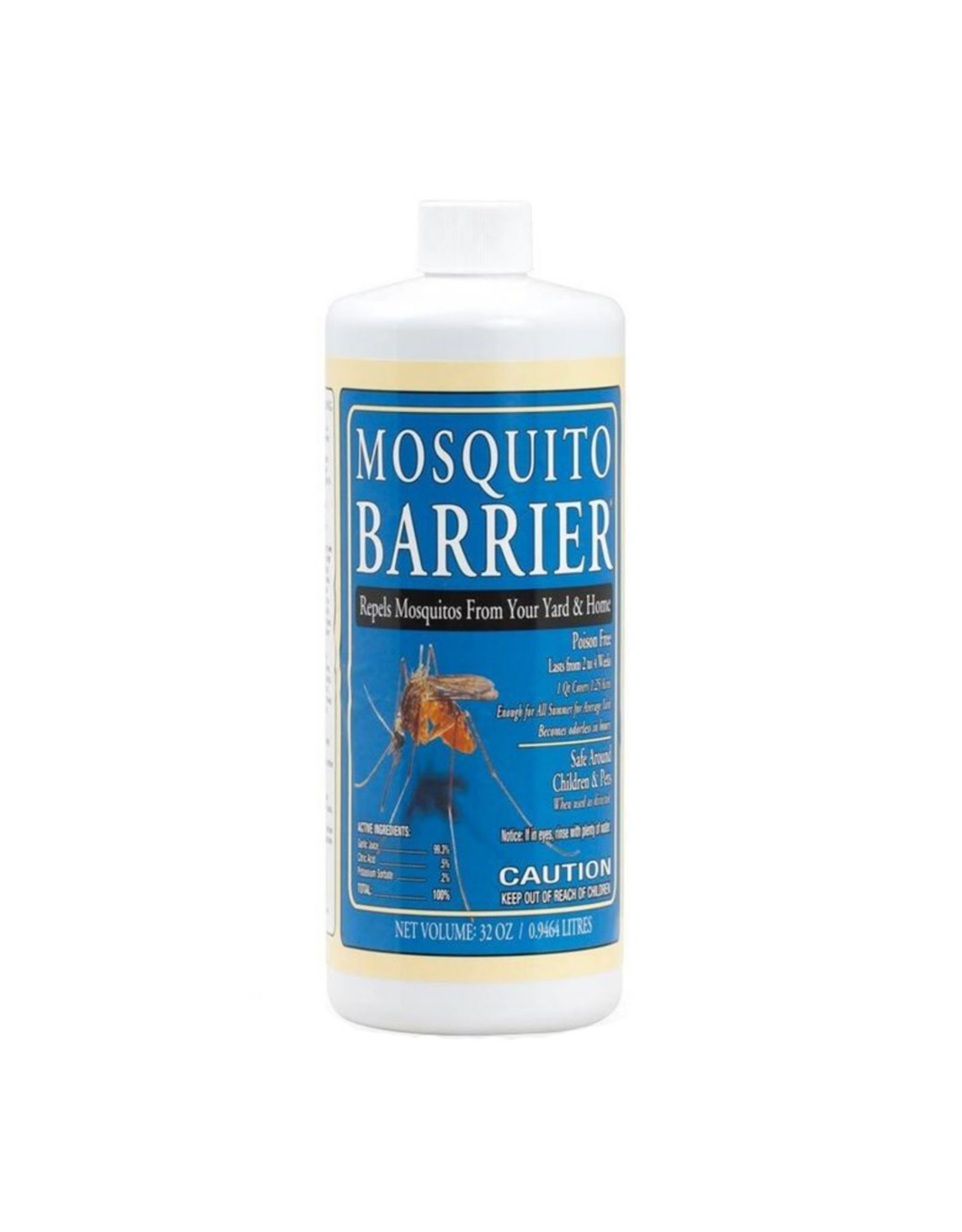 MOSQUITO BARRIER MOSQUITO BARRIER