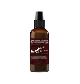 BAIE RUN BAIE RUN COLLOIDAL SILVER 8oz.