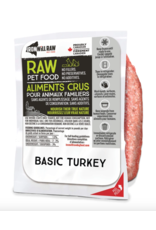IRON WILL RAW IWR BASIC TURKEY 6LB