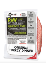 IRON WILL RAW IWR TURKEY  6LB