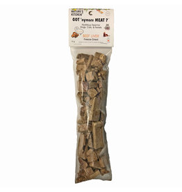 NATURE'S KITCHEN GOT NYMORE BEEF LIVER  75g