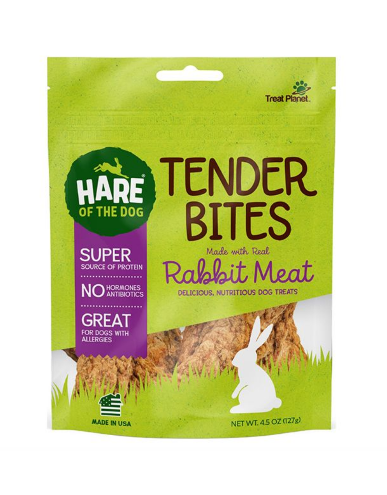 HARE OF THE DOG HARE OF THE DOG TENDER BITES