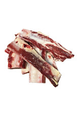 BEST FRIENDS PET FOOD BEEF RIBS HALF 3lb
