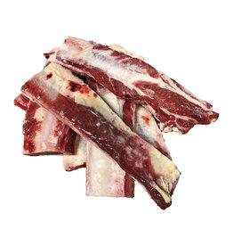BEST FRIENDS PET FOOD BEEF RIBS HALF 3LB