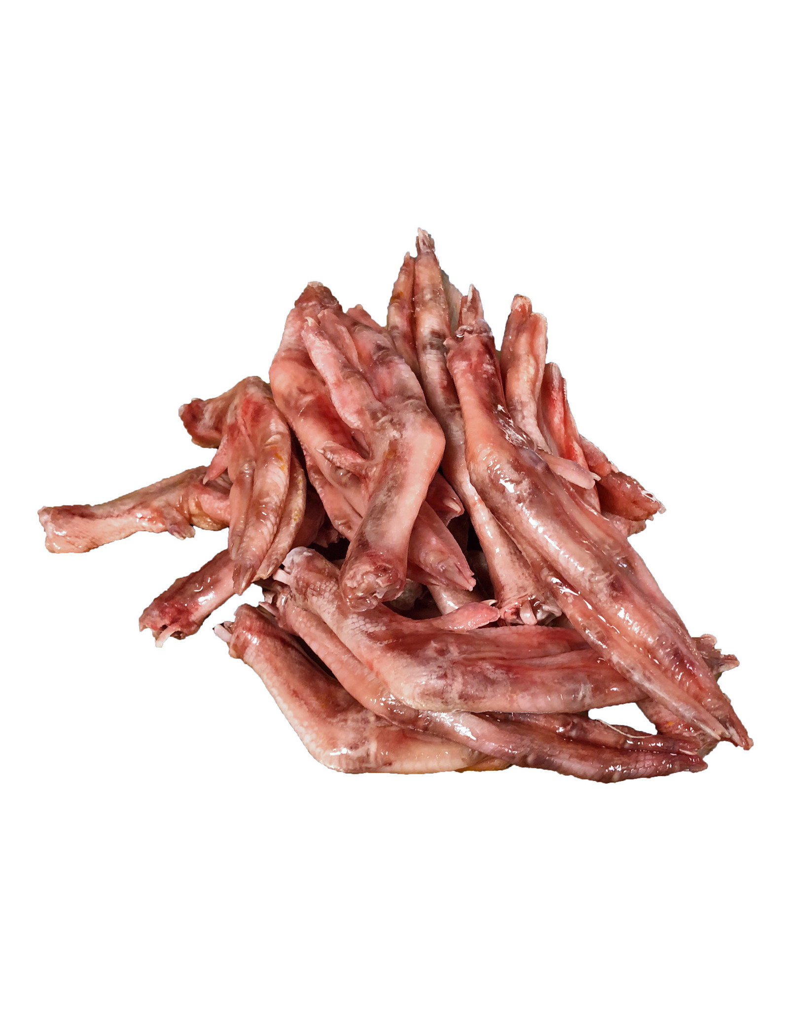 DOMESTIC CARNIVORE DUCK FEET 1LB