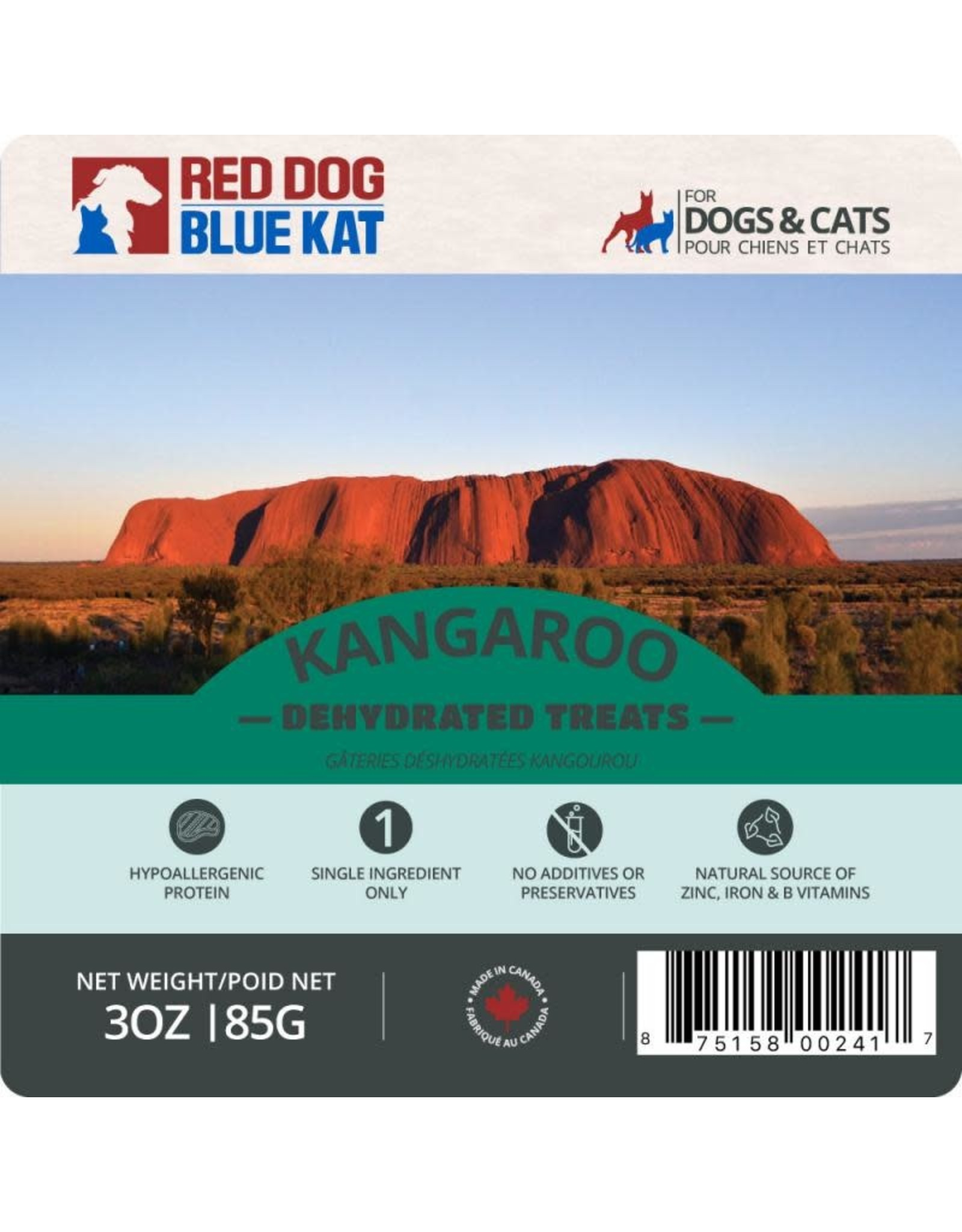 RED DOG DELI RED DOG KANGAROO TREATS