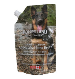 BORDERLAND BORDERLAND BISON BONE BROTH 591mL