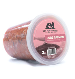 RAW PERFORMANCE RAW PERFORMANCE PURE SALMON 2LB