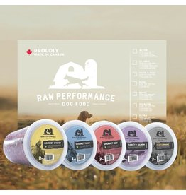 RAW PERFORMANCE RAW PERFORMANCE ALPHA PACK