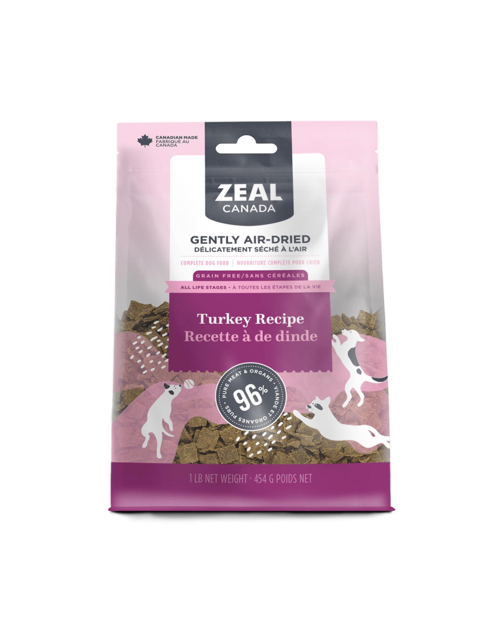 ZEAL ZEAL TURKEY RECIPE