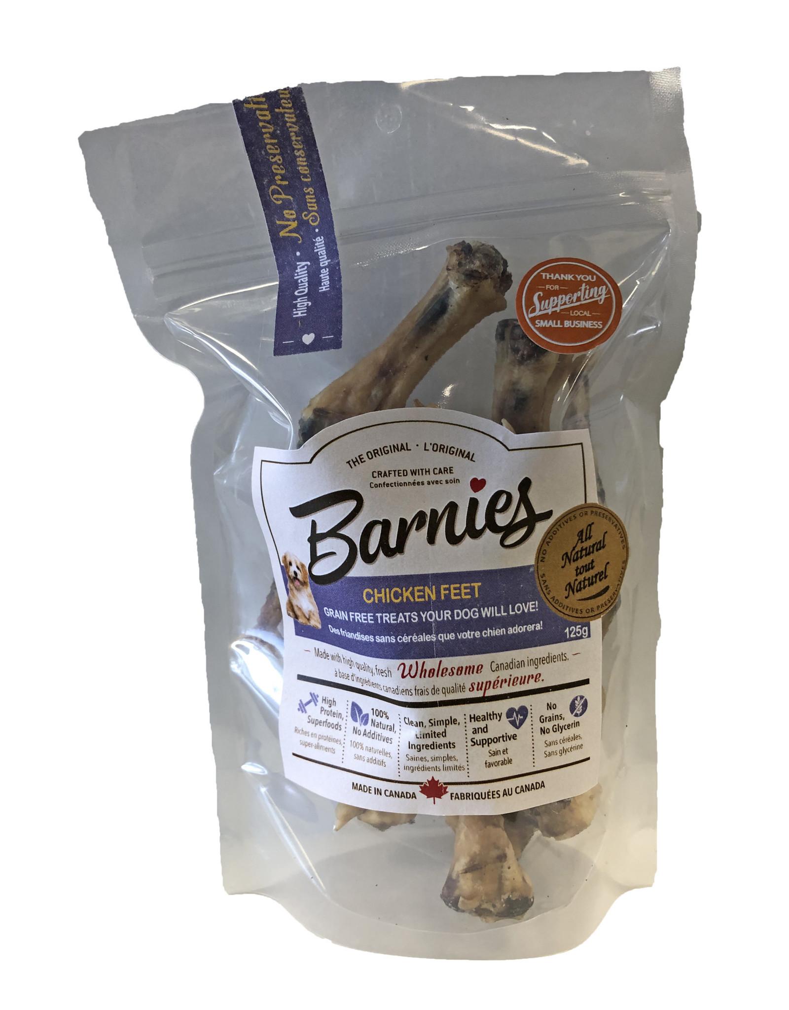 BARNIES BARNIES CHICKEN FEET