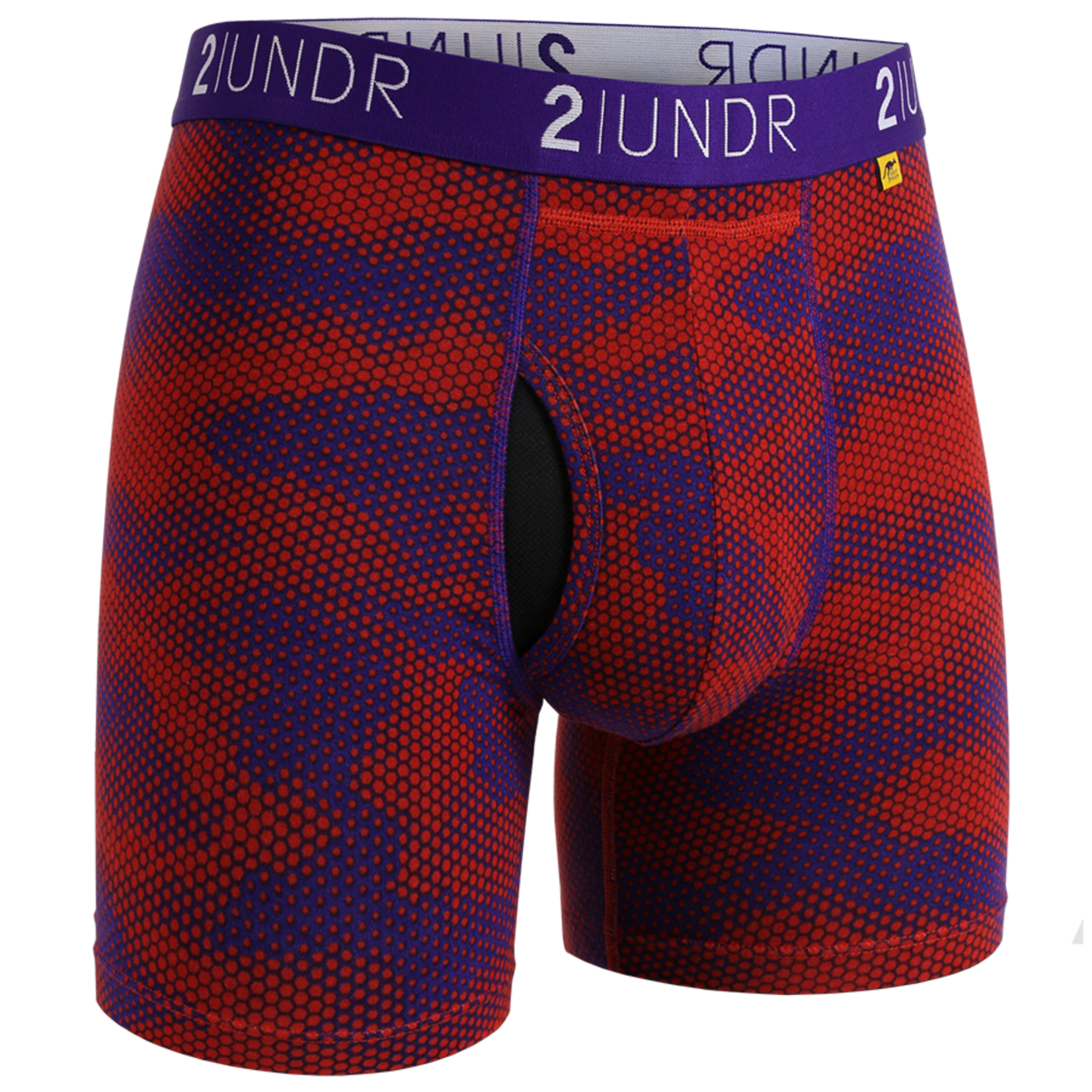 2UNDR 2UNDR Boxer Brief Prints