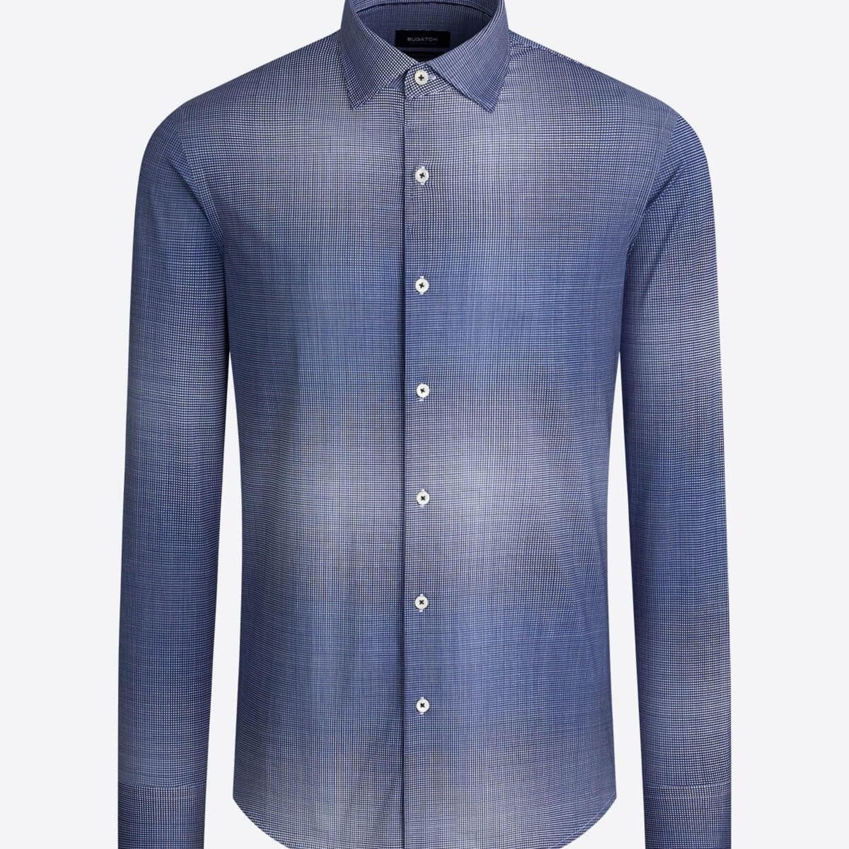 Bugatchi Bugatchi Tech LS Shirt