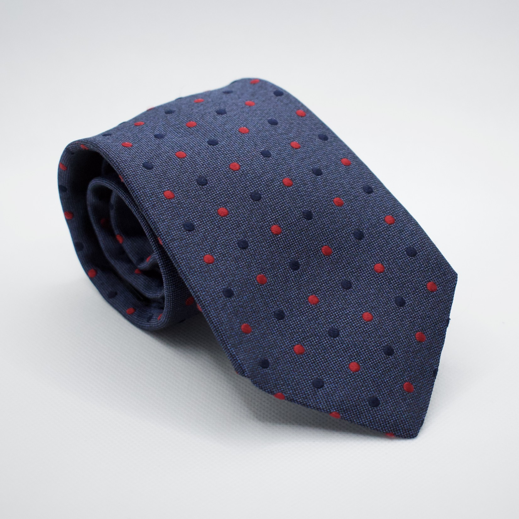 Dion Ties Red/Blue Dot