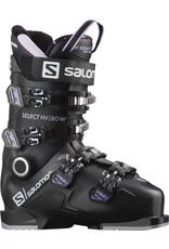 Salomon SELECT HV 80 W BLACK/LAVEND/B