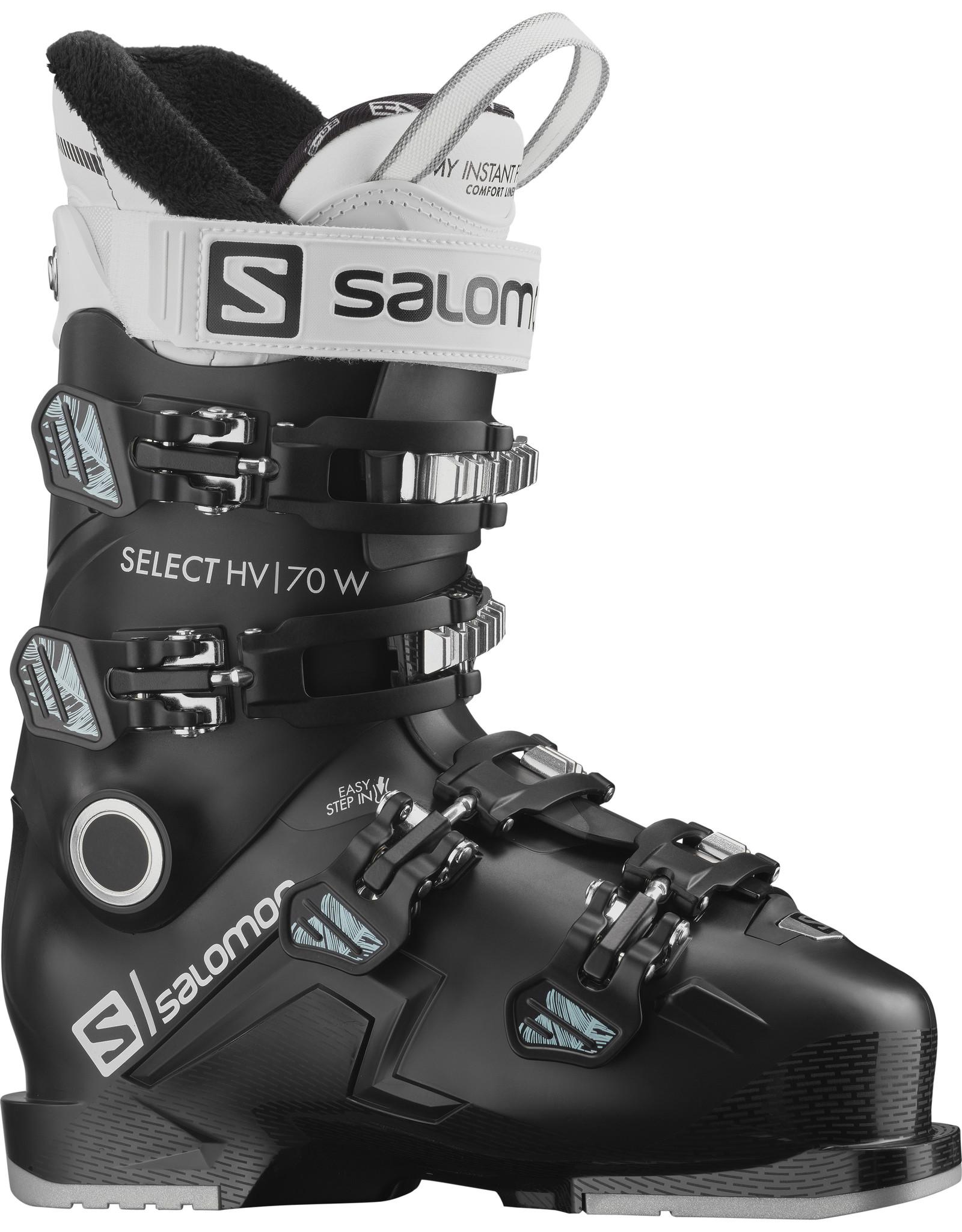 Salomon SELECT HV 70 W BLACK/Sterling