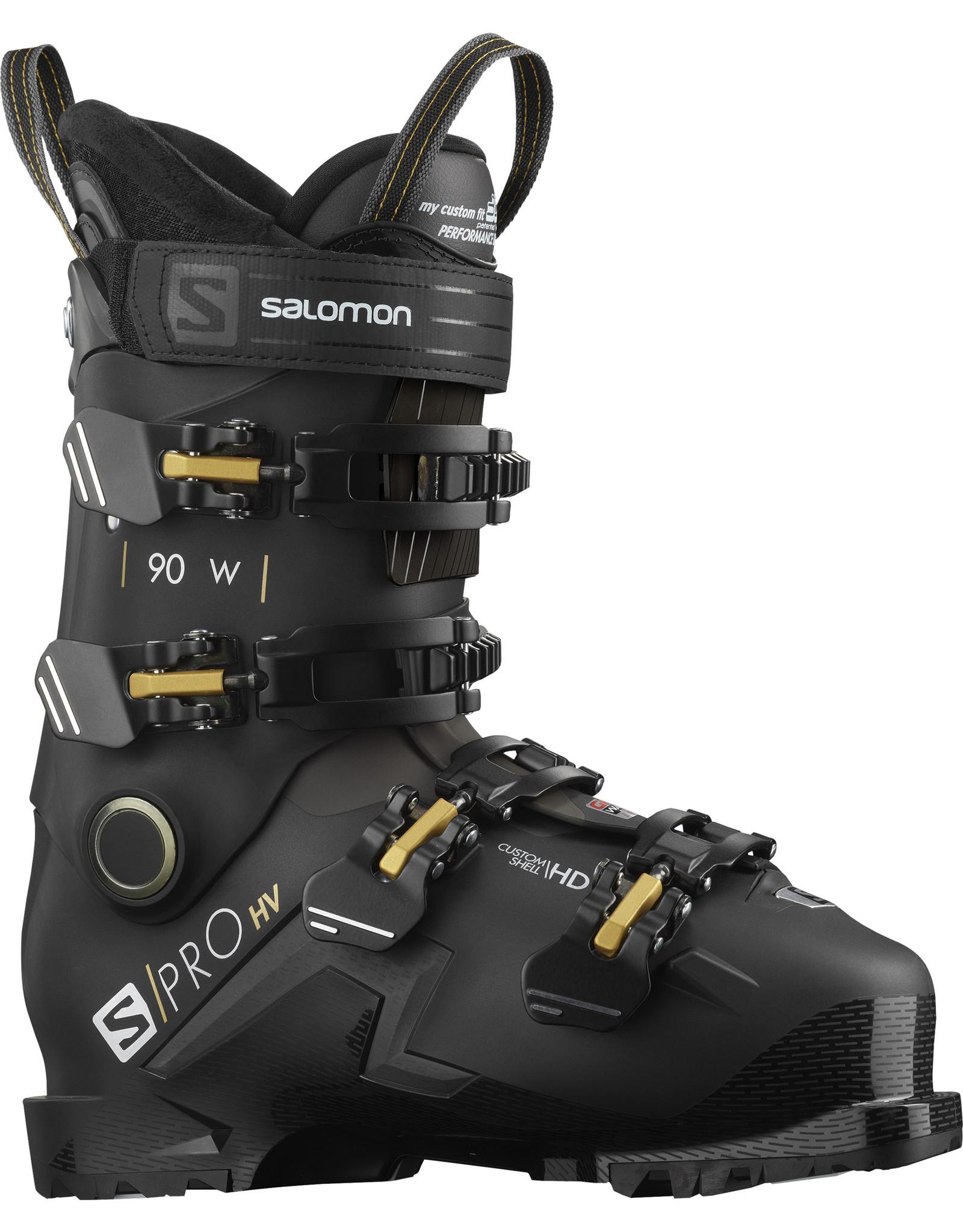 Salomon S/PRO HV 90 W GW BLACK/Bellug
