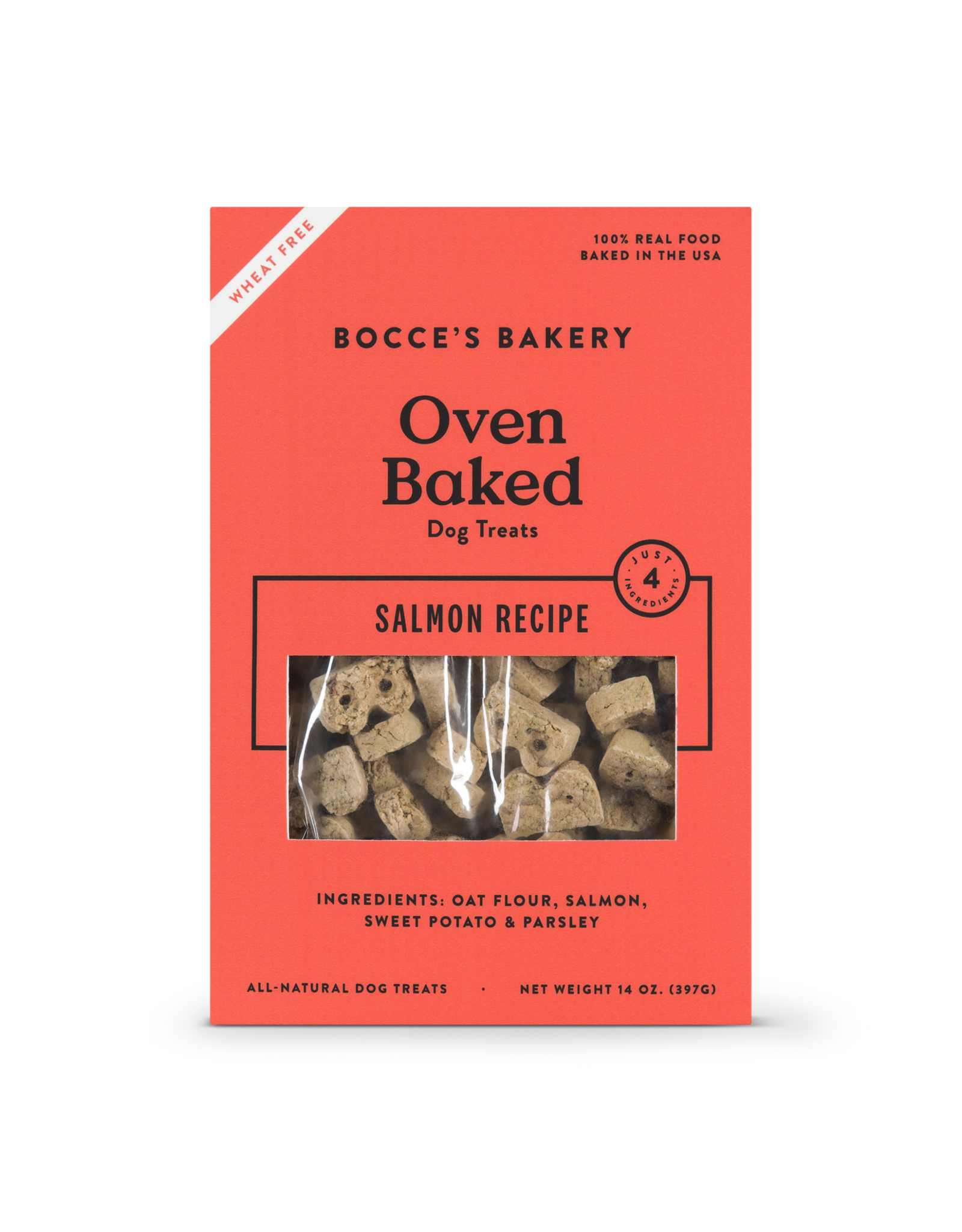 Bocce's Bakery Bocce's Basics Salmon Biscuits