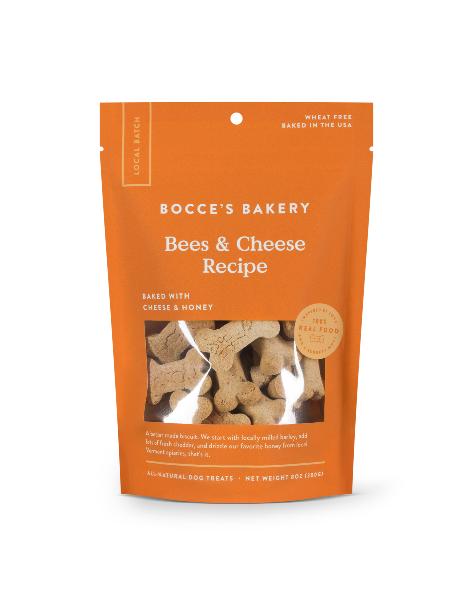 Bocce's Bakery Bocce's Bakery Small Batch Bees & Cheese Biscuits