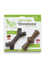 Benebone Benebone Tiny 2-Pack Maplestick & Zaggler