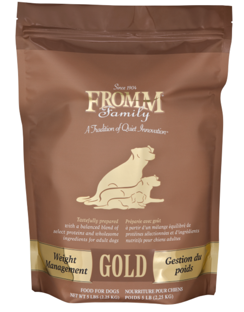 Fromm Family Fromm Gold Weight Management Dog Food