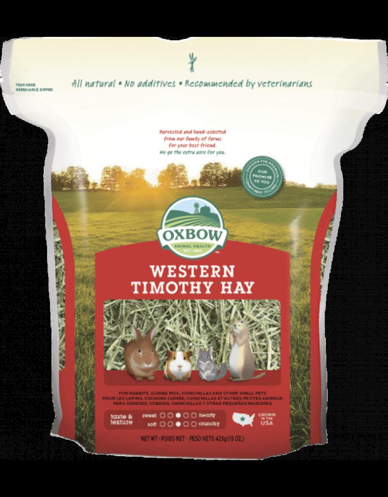 Oxbow Animal Health Oxbow Western Timothy Hay