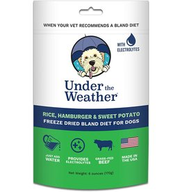 Under the Weather Hamburger, Rice, & Sweet Potato Bland Diet For Dogs