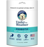 Under the Weather Under the Weather Probiotic Soft Chews For Dogs