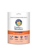 Under the Weather L-Lysine Soft Chews For Cats