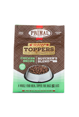 Primal Primal Raw Toppers Butcher's Blend Chicken