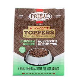 Primal Pet Foods Primal Raw Toppers Butcher's Blend Chicken