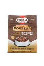 Primal Pet Foods Primal Raw Toppers Butcher's Blend Lamb