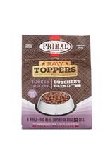 Primal Pet Foods Primal Raw Toppers Butcher's Blend Turkey