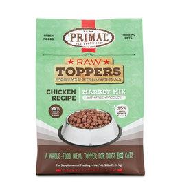 Primal Pet Foods Primal Raw Toppers Market Mix Chicken