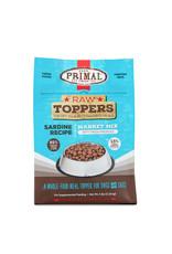 Primal Primal Raw Toppers Market Mix Sardine