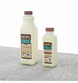 Primal Pet Foods Primal Raw Frozen Goat Milk for Dogs & Cats