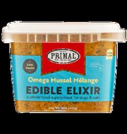 Primal Primal Edible Elixir Omega Mussel Mélange