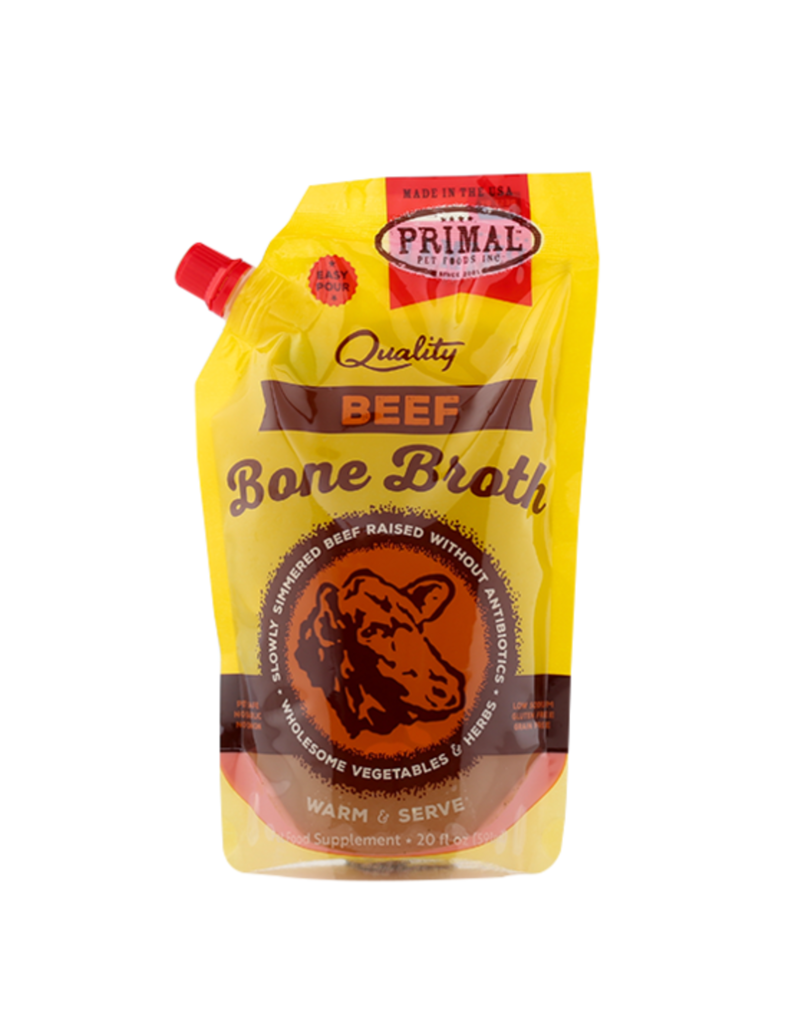 Primal Primal Bone Broth Beef
