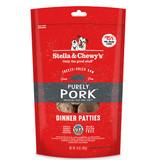 Stella & Chewy's Purely Pork Dinner Patties Freeze-Dried Raw Dog Food
