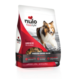 Nulo Freestyle Freeze-Dried Raw Lamb w/ Raspberries
