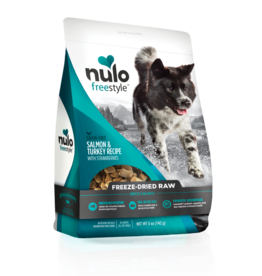 Nulo Freestyle Freeze-Dried Raw Salmon & Turkey w/ Cranberries