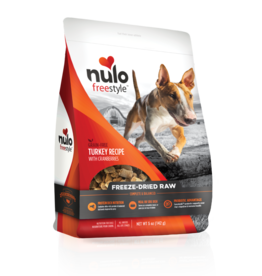 Nulo Freestyle Freeze-Dried Raw Turkey w/ Cranberries
