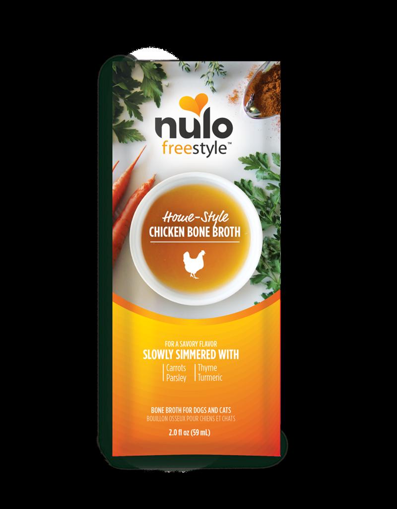 Nulo Freestyle Organic Chicken Bone Broth