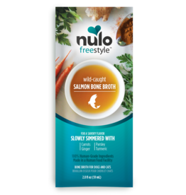 Nulo Freestyle Wild-Caught Salmon Bone Broth