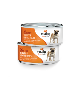 Nulo Freestyle Small Breed Turkey & Lentils