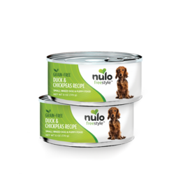 Nulo Freestyle Small Breed Duck & Chickpeas