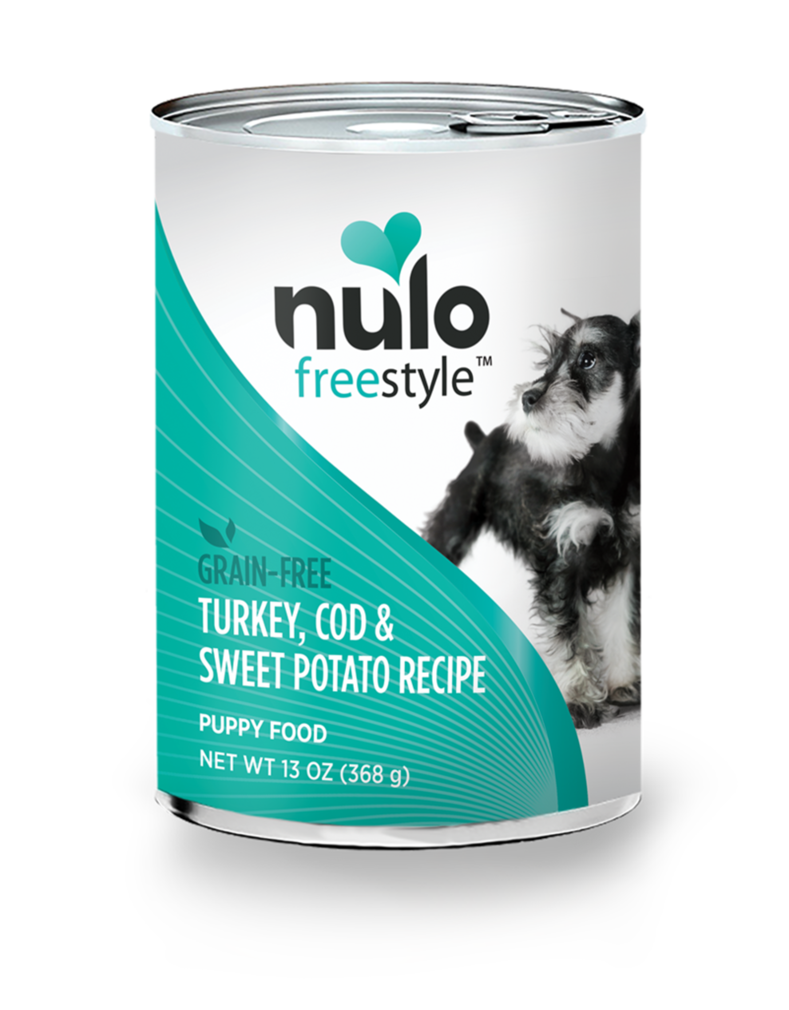 Nulo Freestyle Puppy Turkey, Cod & Sweet Potato Canned Dog Food